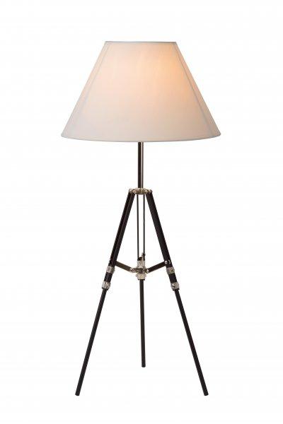 Светильник Lucide 06515/81/31Классические<br><br><br>Тип цоколя: E14<br>Количество ламп: 1<br>Диаметр, мм мм: 300<br>Высота, мм: 650<br>MAX мощность ламп, Вт: 40