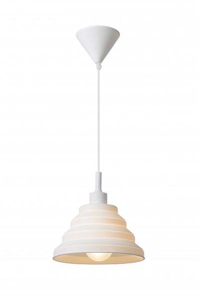 Светильник Lucide 08407/24/31Одиночные<br><br><br>S освещ. до, м2: 2<br>Тип лампы: Накаливания / энергосбережения / светодиодная<br>Тип цоколя: E27<br>Количество ламп: 1<br>Диаметр, мм мм: 240<br>Высота, мм: 1400<br>MAX мощность ламп, Вт: 40
