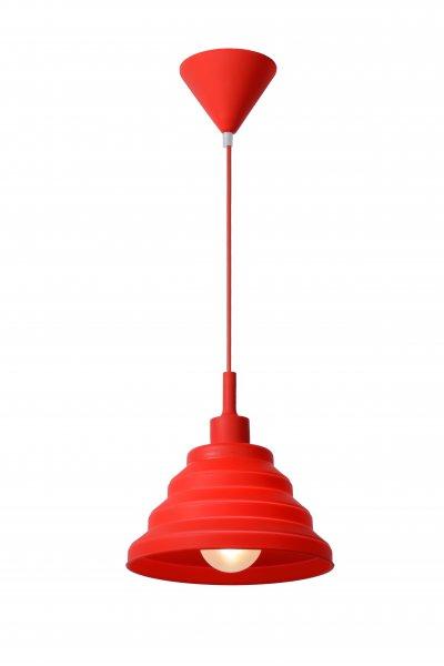 Светильник Lucide 08407/24/32одиночные подвесные светильники<br><br><br>S освещ. до, м2: 2<br>Тип цоколя: E27<br>Количество ламп: 1<br>Диаметр, мм мм: 240<br>Высота, мм: 1400<br>MAX мощность ламп, Вт: 40