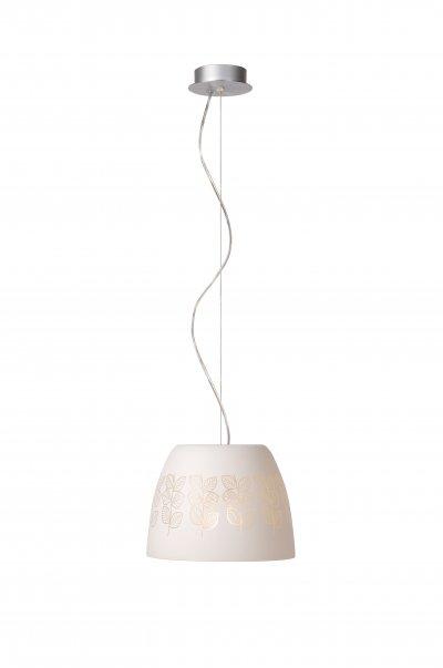 Светильник Lucide 21408/22/61снятые с производства светильники<br><br><br>Тип лампы: Накаливания / энергосбережения / светодиодная<br>Тип цоколя: E27<br>Количество ламп: 1<br>Диаметр, мм мм: 220<br>Высота, мм: 400 - 1400<br>MAX мощность ламп, Вт: 60