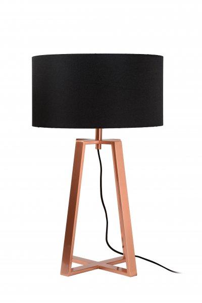 Светильник Lucide 31598/81/17Современные<br><br><br>Тип лампы: Накаливания / энергосбережения / светодиодная<br>Тип цоколя: E27<br>Цвет арматуры: медный<br>Количество ламп: 1<br>Диаметр, мм мм: 350<br>Высота, мм: 575<br>MAX мощность ламп, Вт: 60