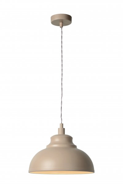 Светильник Lucide 34400/29/41одиночные подвесные светильники<br><br><br>S освещ. до, м2: 3<br>Тип лампы: Накаливания / энергосбережения / светодиодная<br>Тип цоколя: E14<br>Количество ламп: 1<br>Диаметр, мм мм: 290<br>Высота, мм: 1220<br>MAX мощность ламп, Вт: 60