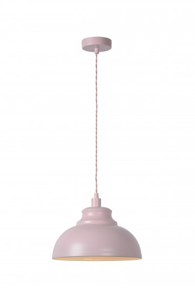 Светильник Lucide 34400/29/66одиночные подвесные светильники<br><br><br>S освещ. до, м2: 3<br>Тип лампы: Накаливания / энергосбережения / светодиодная<br>Тип цоколя: E27<br>Количество ламп: 1<br>Диаметр, мм мм: 290<br>Высота, мм: 1220<br>MAX мощность ламп, Вт: 60