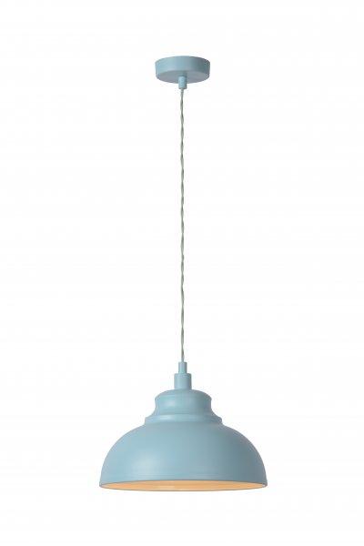 Светильник Lucide 34400/29/68одиночные подвесные светильники<br><br><br>S освещ. до, м2: 3<br>Тип лампы: Накаливания / энергосбережения / светодиодная<br>Тип цоколя: E27<br>Количество ламп: 1<br>Диаметр, мм мм: 290<br>Высота, мм: 1220<br>MAX мощность ламп, Вт: 60