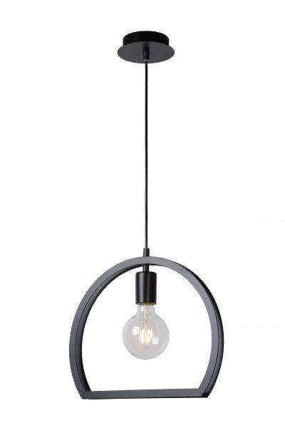 Светильник Lucide 34418/27/30Одиночные<br><br><br>S освещ. до, м2: 3<br>Тип лампы: Накаливания / энергосбережения / светодиодная<br>Тип цоколя: E27<br>Количество ламп: 1<br>Ширина, мм: 340<br>Высота, мм: 1630<br>MAX мощность ламп, Вт: 60