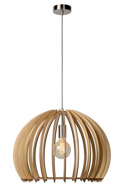 Светильник Lucide 34424/50/76одиночные подвесные светильники<br><br><br>S освещ. до, м2: 3<br>Тип лампы: Накаливания / энергосбережения / светодиодная<br>Тип цоколя: E27<br>Количество ламп: 1<br>Диаметр, мм мм: 500<br>Высота, мм: 1670<br>MAX мощность ламп, Вт: 60