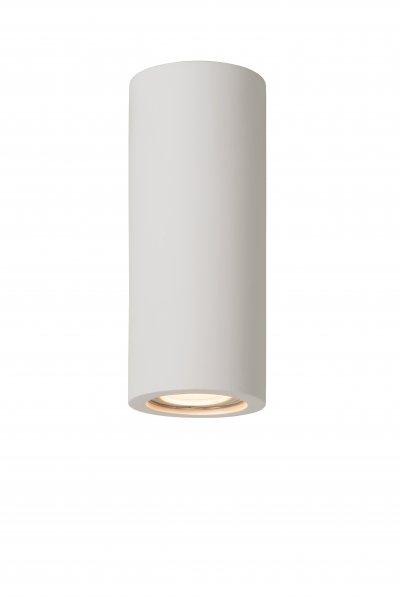 Светильник Lucide 35100/17/31Накладные точечные<br><br><br>S освещ. до, м2: 2<br>Тип лампы: галогенная/LED<br>Тип цоколя: GU10<br>Количество ламп: 1<br>Диаметр, мм мм: 70<br>Высота, мм: 170<br>MAX мощность ламп, Вт: 35