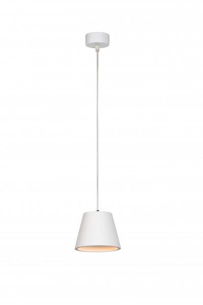 Светильник Lucide 35402/10/31одиночные подвесные светильники<br><br><br>S освещ. до, м2: 2<br>Тип лампы: Накаливания / энергосбережения / светодиодная<br>Тип цоколя: GU10<br>Количество ламп: 1<br>Диаметр, мм мм: 130<br>Высота, мм: 100 - 1000<br>MAX мощность ламп, Вт: 35