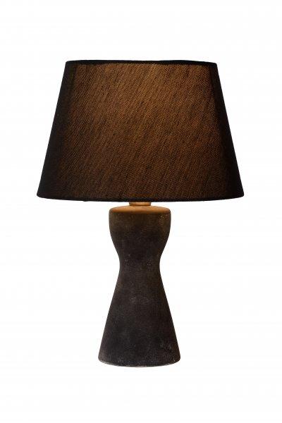 Светильник Lucide 44502/81/30Современные настольные лампы модерн<br><br><br>Тип лампы: Накаливания / энергосбережения / светодиодная<br>Тип цоколя: E14<br>Количество ламп: 1<br>Диаметр, мм мм: 205<br>Высота, мм: 320<br>MAX мощность ламп, Вт: 40
