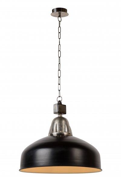 Светильник Lucide 56300/50/30одиночные подвесные светильники<br><br><br>S освещ. до, м2: 3<br>Тип лампы: Накаливания / энергосбережения / светодиодная<br>Тип цоколя: E27<br>Количество ламп: 1<br>Диаметр, мм мм: 500<br>Высота, мм: 1320<br>MAX мощность ламп, Вт: 60