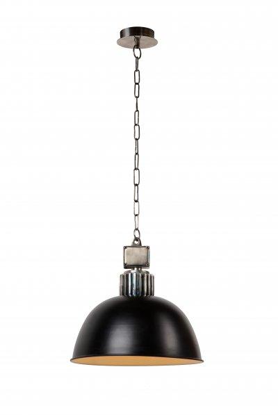 Светильник Lucide 56301/35/30одиночные подвесные светильники<br><br><br>S освещ. до, м2: 3<br>Тип лампы: Накаливания / энергосбережения / светодиодная<br>Тип цоколя: E27<br>Количество ламп: 1<br>Диаметр, мм мм: 350<br>Высота, мм: 1200<br>MAX мощность ламп, Вт: 60