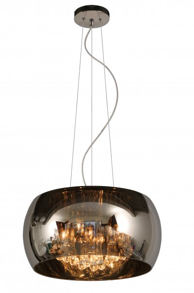 Lucide PEARL-LED 70463/20/11 подвесной светильникОжидается<br><br><br>S освещ. до, м2: 8<br>Тип цоколя: G9/LED<br>Цвет арматуры: серебристый хром<br>Количество ламп: 5<br>Ширина, мм: 400<br>Высота, мм: 1460