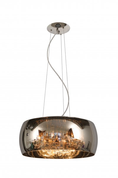 Lucide PEARL-LED 70463/24/11 подвесной светильникОжидается<br><br><br>S освещ. до, м2: 10<br>Тип цоколя: G9/LED<br>Цвет арматуры: серебристый хром<br>Количество ламп: 6<br>Ширина, мм: 500<br>Высота, мм: 1600