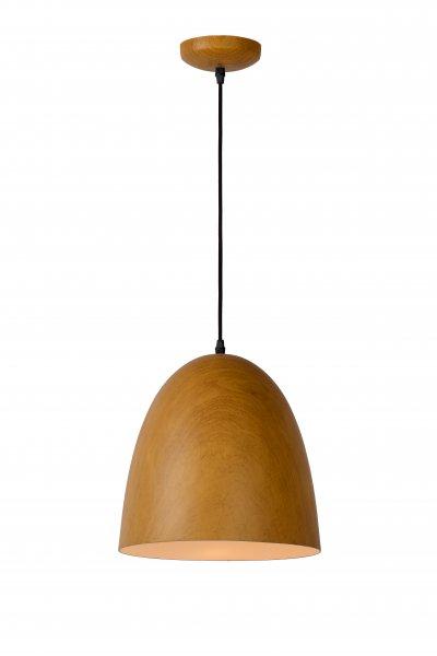 Светильник Lucide 76361/01/72одиночные подвесные светильники<br><br><br>S освещ. до, м2: 3<br>Тип лампы: Накаливания / энергосбережения / светодиодная<br>Тип цоколя: E27<br>Количество ламп: 1<br>Диаметр, мм мм: 300<br>Высота, мм: 1300<br>MAX мощность ламп, Вт: 60