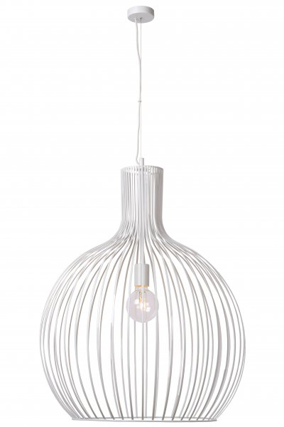 Светильник Lucide 78369/50/31снятые с производства светильники<br><br><br>Тип лампы: Накаливания / энергосбережения / светодиодная<br>Тип цоколя: E27<br>Количество ламп: 1<br>Диаметр, мм мм: 500<br>Высота, мм: 1300<br>MAX мощность ламп, Вт: 60