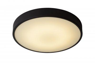 Светильник Lucide 79163/18/30круглые светильники<br><br><br>S освещ. до, м2: 7<br>Тип лампы: LED<br>Тип цоколя: LED<br>Количество ламп: 1<br>Диаметр, мм мм: 400<br>Высота, мм: 60<br>MAX мощность ламп, Вт: 18
