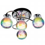 Люстра Lumier S60009-4 RAINBOWLED