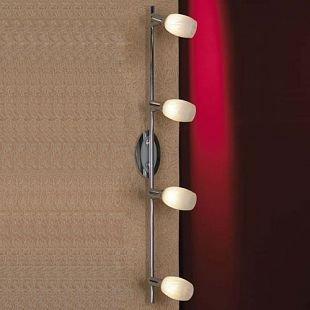 Светильник Lussole lsl-8309-04С 4 лампами<br>Светильники-споты – это оригинальные изделия с современным дизайном. Они позволяют не ограничивать свою фантазию при выборе освещения для интерьера. Такие модели обеспечивают достаточно качественный свет. Благодаря компактным размерам Вы можете использовать несколько спотов для одного помещения.  Интернет-магазин «Светодом» предлагает необычный светильник-спот Lussole LSL-8309-04 по привлекательной цене. Эта модель станет отличным дополнением к люстре, выполненной в том же стиле. Перед оформлением заказа изучите характеристики изделия.  Купить светильник-спот Lussole LSL-8309-04 в нашем онлайн-магазине Вы можете либо с помощью формы на сайте, либо по указанным выше телефонам. Обратите внимание, что мы предлагаем доставку не только по Москве и Екатеринбургу, но и всем остальным российским городам.<br><br>S освещ. до, м2: 11<br>Тип лампы: галогенная / LED-светодиодная<br>Тип цоколя: G9<br>Количество ламп: 4<br>Ширина, мм: 70<br>MAX мощность ламп, Вт: 40<br>Длина, мм: 800<br>Высота, мм: 170<br>Цвет арматуры: серебристый