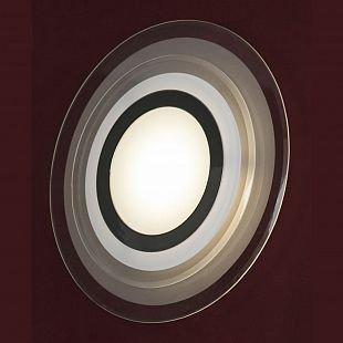 Светильник Lussole LSN-0751-01Круглые<br>Настенный светильник Lussole LSN-0751-01 всегда будет находиться в центре внимания Ваших гостей! Сочетание круглой формы и «смелого» рисунка, в котором присутствуют черный, белый и серый оттенки, выглядит очень эффектно и стильно. В любой комнате этот источник света придется «к месту» и в качестве подсветки небольшой по площади зоны и в качестве самостоятельного элемента декора. Чтобы интерьер выглядел «цельным», гармоничным и уютным, рекомендуем Вам основную цветовую палитру выбрать из аналогичных оттенков, добавив не более трех контрастных тонов в аксессуарах.<br><br>S освещ. до, м2: 2<br>Тип лампы: LED - светодиодная<br>Тип цоколя: LED<br>Количество ламп: 1<br>MAX мощность ламп, Вт: 5<br>Диаметр, мм мм: 260<br>Расстояние от стены, мм: 60