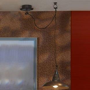 Светильник подвесной Lussole LSN-1076-01 ANCONAОдиночные<br>Подвесной светильник – это универсальный вариант, подходящий для любой комнаты. Сегодня производители предлагают огромный выбор таких моделей по самым разным ценам. В каталоге интернет-магазина «Светодом» мы собрали большое количество интересных и оригинальных светильников по выгодной стоимости. Вы можете приобрести их в Москве, Екатеринбурге и любом другом городе России.  Подвесной светильник Lussole LSN-1076-01 сразу же привлечет внимание Ваших гостей благодаря стильному исполнению. Благородный дизайн позволит использовать эту модель практически в любом интерьере. Она обеспечит достаточно света и при этом легко монтируется. Чтобы купить подвесной светильник Lussole LSN-1076-01, воспользуйтесь формой на нашем сайте или позвоните менеджерам интернет-магазина.<br><br>S освещ. до, м2: 2<br>Тип лампы: накаливания / энергосбережения / LED-светодиодная<br>Тип цоколя: E14<br>Количество ламп: 1<br>Диаметр, мм мм: 210<br>Высота, мм: до 1800<br>MAX мощность ламп, Вт: 40