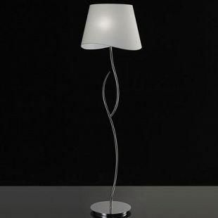 Торшер Mantra 1907 NINETTEСовременные торшеры<br>Торшер – это не просто функциональный предмет интерьера, позволяющий обеспечить дополнительное освещение, но и оригинальный декоративный элемент. Интернет-магазин «Светодом» предлагает стильные модели от известных производителей по доступным ценам. У нас Вы найдете и классические напольные светильники, и современные варианты.   Торшер Mantra 1907 Mantra сразу же привлекает внимание благодаря своему необычному дизайну. Модель выполнена из качественных материалов, что обеспечит ее надежную и долговечную работу. Такой напольный светильник можно использовать для интерьера не только гостиной, но и спальни или кабинета.   Купить торшер Mantra 1907 Mantra по выгодной стоимости Вы можете с помощью нашего сайта. У нас склады в Москве, Екатеринбурге, Санкт-Петербурге, Новосибирске и другим городам России.<br><br>S освещ. до, м2: 5<br>Тип лампы: накаливания / энергосбережения / LED-светодиодная<br>Тип цоколя: E27<br>Цвет арматуры: серебристый хром - бежевый<br>Количество ламп: 4<br>Диаметр, мм мм: 500<br>Размеры: D 500  H 1718<br>Высота, мм: 1718<br>MAX мощность ламп, Вт: 20