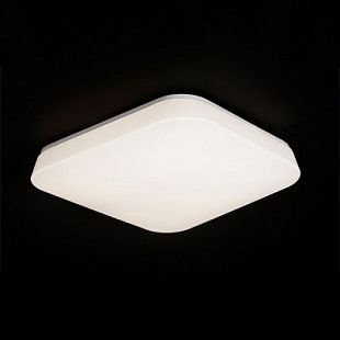 Светильник Mantra 3768 Quatroквадратные светильники<br>Настенно-потолочные светильники – это универсальные осветительные варианты, которые подходят для вертикального и горизонтального монтажа. В интернет-магазине «Светодом» Вы можете приобрести подобные модели по выгодной стоимости. В нашем каталоге представлены как бюджетные варианты, так и эксклюзивные изделия от производителей, которые уже давно заслужили доверие дизайнеров и простых покупателей.  Настенно-потолочный светильник Mantra 3768 станет прекрасным дополнением к основному освещению. Благодаря качественному исполнению и применению современных технологий при производстве эта модель будет радовать Вас своим привлекательным внешним видом долгое время. Приобрести настенно-потолочный светильник Mantra 3768 можно, находясь в любой точке России.<br><br>S освещ. до, м2: 7<br>Тип лампы: накал-я - энергосбер-я<br>Тип цоколя: LED 1800lm (5500K)<br>Цвет арматуры: белый<br>Количество ламп: 1<br>Ширина, мм: 350<br>Размеры: W 350 L 350 H 100<br>Длина, мм: 350<br>Высота, мм: 100<br>MAX мощность ламп, Вт: 18W