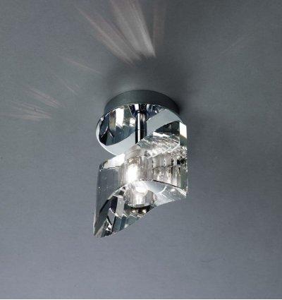 Светильник Mantra 897 KROMодиночные споты<br>Светильники-споты – это оригинальные изделия с современным дизайном. Они позволяют не ограничивать свою фантазию при выборе освещения для интерьера. Такие модели обеспечивают достаточно качественный свет. Благодаря компактным размерам Вы можете использовать несколько спотов для одного помещения.  Интернет-магазин «Светодом» предлагает необычный светильник-спот Mantra 897 по привлекательной цене. Эта модель станет отличным дополнением к люстре, выполненной в том же стиле. Перед оформлением заказа изучите характеристики изделия.  Купить светильник-спот Mantra 897 в нашем онлайн-магазине Вы можете либо с помощью формы на сайте, либо по указанным выше телефонам. Обратите внимание, что у нас склады не только в Москве и Екатеринбурге, но и других городах России.<br><br>S освещ. до, м2: 2<br>Тип лампы: галогенная / LED-светодиодная<br>Тип цоколя: G9<br>Цвет арматуры: серебристый хром<br>Количество ламп: 1<br>Ширина, мм: 130<br>Размеры: D 140 H 120 W 130<br>Длина, мм: 140<br>Высота, мм: 140<br>MAX мощность ламп, Вт: 40
