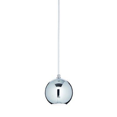 Подвесной светильник Ideal Lux MR JACK SP1 SMALL CROMOодиночные подвесные светильники<br>Подвесной светильник – это универсальный вариант, подходящий для любой комнаты. Сегодня производители предлагают огромный выбор таких моделей по самым разным ценам. В каталоге интернет-магазина «Светодом» мы собрали большое количество интересных и оригинальных светильников по выгодной стоимости. Вы можете приобрести их в Москве, Екатеринбурге и любом другом городе России.  Подвесной светильник Ideal lux MR JACK SP1 SMALL CROMO сразу же привлечет внимание Ваших гостей благодаря стильному исполнению. Благородный дизайн позволит использовать эту модель практически в любом интерьере. Она обеспечит достаточно света и при этом легко монтируется. Чтобы купить подвесной светильник Ideal lux MR JACK SP1 SMALL CROMO, воспользуйтесь формой на нашем сайте или позвоните менеджерам интернет-магазина.<br><br>S освещ. до, м2: 2<br>Тип цоколя: GU10<br>Количество ламп: 1<br>Диаметр, мм мм: 120<br>Длина цепи/провода, мм: 900<br>Высота, мм: 300<br>MAX мощность ламп, Вт: 40