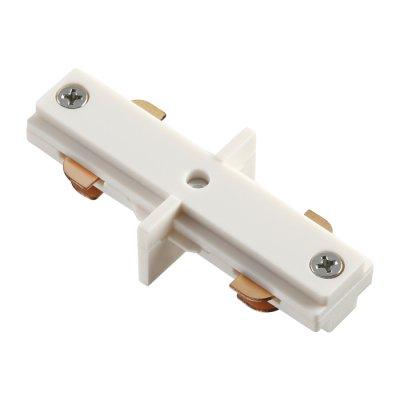 Соединитель внутренний с токопроводом Novotech 135006Шинопровод<br><br><br>Ширина, мм: 35<br>Оттенок (цвет): белый