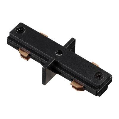 Соединитель внутренний с токопроводом Novotech 135007Шинопровод<br><br><br>Ширина, мм: 35<br>Оттенок (цвет): черный
