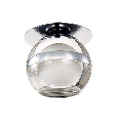 Novotech CALURA 357158 Встраиваемый светильникКруглые LED<br>Встраиваемый светодиодный светильник модели Novotech 357158 из серии CALURA отличается следующим качеством: Основание светильника сделано из металла. Это популярный и востребованный материал благодаря ряду качеств. К ним относится: повышенная прочность, износостойкость и долговечность.Корпус светильника произведен из алюминия. Это металл, основными  достоинствами которого являются — устойчивость к практически всем видам негативного воздействия окружающей среды, коррозии, небольшой вес, по сравнению с другими видами металла и   экологическая безопасность материала.  Рассеиватель произведён из  акрил. Свойствами которого являются: высокая светопропускаемость — 92 %, которая не изменяется с течением времени, сохраняя свой оригинальный цвет, сопротивляемость удару в 5 раз больше, чем у стекла, устойчивость к воздействию влаги, бактерий и микроорганизмов, морозостойкость и экологичность.<br><br>Установка на натяжной потолок: имеется<br>S освещ. до, м2: 3<br>Цветовая t, К: 4000<br>Тип лампы: LED<br>Количество ламп: 1<br>MAX мощность ламп, Вт: 3<br>Диаметр, мм мм: 80<br>Диаметр врезного отверстия, мм: 60<br>Высота, мм: 90<br>Оттенок (цвет): серебристый<br>Цвет арматуры: серебристый хром