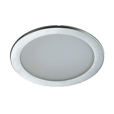 Novotech LUNA 357183 Встраиваемый светильникКруглые LED<br>Встраиваемый светодиодный светильник на базе светодиодных источнтков света модели Novotech 357183 из серии LUNA отличается следующим качеством: Корпус светильника произведен из алюминия. Это металл, основными  достоинствами которого являются — устойчивость к практически всем видам негативного воздействия окружающей среды, коррозии, небольшой вес, по сравнению с другими видами металла и   экологическая безопасность материала.  Рассеиватель  сделан  из  матового пластика. Он отличается повышенной стойкостью к механическим повреждениям и защищенностью от факторов внешней среды.<br><br>Цветовая t, К: 4000<br>Тип лампы: LED<br>MAX мощность ламп, Вт: 24<br>Диаметр, мм мм: 240<br>Диаметр врезного отверстия, мм: 205<br>Высота, мм: 10<br>Цвет арматуры: серебристый