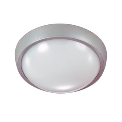 Novotech OPAL 357185 Накладной светильникУличные настенные светильники<br>Уличный светодиодный светильник настенно-потолочного монтажа модели Novotech 357185 из серии OPAL отличается следующим качеством: Влагозащищённый светильник. Корпус светильника состоит из алюминия. Это металл, основными  достоинствами которого являются — устойчивость к практически всем видам негативного воздействия окружающей среды, коррозии, небольшой вес, по сравнению с другими видами металла и   экологическая безопасность материала.  Рассеиватель произведён из матового акрила. Свойствами которого являются: высокая светопропускаемость — 92 %, которая не изменяется с течением времени, сохраняя свой оригинальный цвет, сопротивляемость удару в 5 раз больше, чем у стекла, устойчивость к воздействию влаги, бактерий и микроорганизмов, морозостойкость и экологичность.  Экономичность (КПД порядка 90%), отсутствие токсичных элементов (не наносят вред здоровью, не требуют специальной утилизации),  отсутствие ультрафиолетового излучения, пожаробезопасность  (не нагреваются),  морозостойкость, ударопрочность и устойчивость к вибрациям. Диапазон рабочих температур от -20 до +50 градусов Цельсия.<br><br>Тип лампы: LED - светодиодная<br>Цвет арматуры: серый<br>Диаметр, мм мм: 165<br>Высота, мм: 70<br>MAX мощность ламп, Вт: 12