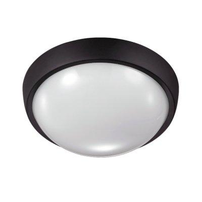 Novotech OPAL 357186 Уличный настенный светильникНастенные<br>Уличный светодиодный светильник настенно-потолочного монтажа модели Novotech 357186 из серии OPAL отличается следующим качеством: Влагозащищённый светильник. Корпус светильника состоит из алюминия. Это металл, основными  достоинствами которого являются — устойчивость к практически всем видам негативного воздействия окружающей среды, коррозии, небольшой вес, по сравнению с другими видами металла и   экологическая безопасность материала.  Рассеиватель произведён из матового акрила. Свойствами которого являются: высокая светопропускаемость — 92 %, которая не изменяется с течением времени, сохраняя свой оригинальный цвет, сопротивляемость удару в 5 раз больше, чем у стекла, устойчивость к воздействию влаги, бактерий и микроорганизмов, морозостойкость и экологичность.  Экономичность (КПД порядка 90%), отсутствие токсичных элементов (не наносят вред здоровью, не требуют специальной утилизации),  отсутствие ультрафиолетового излучения, пожаробезопасность (не нагреваются),  морозостойкость, ударопрочность и устойчивость к вибрациям. Диапазон рабочих температур от -20 до +50 градусов Цельсия.<br><br>Тип лампы: LED - светодиодная<br>Цвет арматуры: белый<br>Диаметр, мм мм: 200<br>Высота, мм: 85<br>MAX мощность ламп, Вт: 24