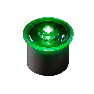 Novotech TILE 357236 Уличный светильникГрунтовые светильники<br>Декоративный уличный светодиодный светильник модели Novotech 357236 из серии TILE отличается следующим качеством: Плюсами светильника, сделанного из поликарбоната, являются сочетание высоких механических и оптических качеств. Повышенная теплоустойчивость. А так же  высокая прочность и  пластичности. Экономичность (КПД порядка 90%), отсутствие токсичных элементов (не наносят вред здоровью, не требуют специальной утилизации),  отсутствие ультрафиолетового излучения, пожаробезопасность  (не нагреваются),  морозостойкость, ударопрочность и устойчивость к вибрациям. Срок службы светодиодов - 30000 часов. Время автономной работы - 6 часов. Диапазон рабочих температур от -25 до +75 градусов Цельсия.<br><br>Тип лампы: LED - светодиодная<br>Цвет арматуры: черный<br>Диаметр, мм мм: 35<br>Высота, мм: 40