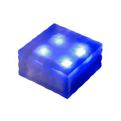 Novotech TILE 357247 Уличный светильникГрунтовые<br>Декоративный уличный светодиодный светильник модели Novotech 357247 из серии TILE отличается следующим качеством: Преимущества темперированного стекла: Механическая прочность Стойкость к перепадам температур Безопасность: в отличии от обычного стекла темперированное, разбиваясь, образует осколки с тупыми нережущими гранями, не способными причинить вреда Экономичность (КПД порядка 90%), отсутствие токсичных элементов (не наносят вред здоровью, не требуют специальной утилизации),  отсутствие ультрафиолетового излучения, пожаробезопасность  (не нагреваются),  морозостойкость, ударопрочность и устойчивость к вибрациям. Срок службы светодиодов - 30000 часов. Время автономной работы - 6 часов. Диапазон рабочих температур от -25 до +75 градусов Цельсия.<br><br>Тип лампы: LED - светодиодная<br>Ширина, мм: 100<br>Длина, мм: 100<br>Высота, мм: 50