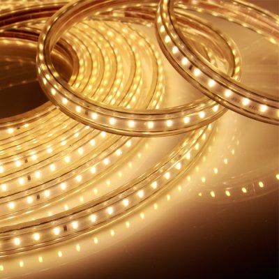 Novotech LED-STRIP 357253 Лента светодиоднаяВлагозащищенная<br>Лента светодиодная модели Novotech 357253 из серии LED-STRIP отличается следующим качеством: Основной отличительной особенностью этих лент является возможность их работы от сети  220В. Допускается сборка линии длиной до 50 метров от одного источника питения. Герметичное влагозащищенное исполн<br><br>Цветовая t, К: WW - теплый белый 2700-3000 К<br>Тип лампы: LED - светодиодная<br>Количество ламп: 120шт/м<br>MAX мощность ламп, Вт: 7<br>Длина, мм: 2000