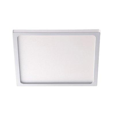 Встраиваемый светильник Novotech 357487 STEAКвадратные встраиваемые светильники<br><br><br>Цветовая t, К: 3000К<br>Ширина, мм: 145<br>Оттенок (цвет): белый<br>MAX мощность ламп, Вт: 60LED SMD2835 16Вт