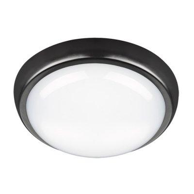 Светильник светодиодный Novotech 357505 OPALКруглые<br><br><br>S освещ. до, м2: 8<br>Цветовая t, К: 4000К<br>Высота, мм: 82.5<br>Оттенок (цвет): черный<br>MAX мощность ламп, Вт: 72LED SMD2835 18W
