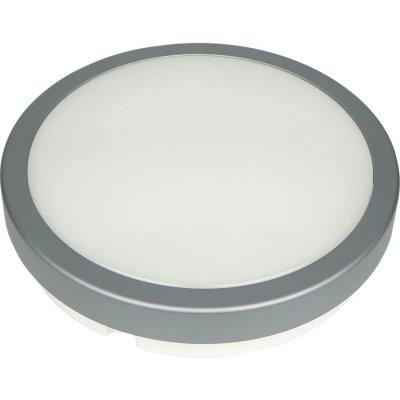 Светильник светодиодный Novotech 357515 OPALКруглые<br><br><br>S освещ. до, м2: 10<br>Цветовая t, К: 4000К<br>Высота, мм: 63<br>Оттенок (цвет): серый<br>MAX мощность ламп, Вт: 84LED SMD2835 24W
