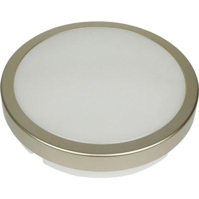 Светильник светодиодный Novotech 357516 OPALКруглые<br><br><br>Цветовая t, К: 4000К<br>MAX мощность ламп, Вт: 84LED SMD2835 24W<br>Высота, мм: 63<br>Оттенок (цвет): золото