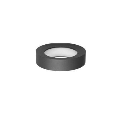 Ландшафтный светодиодный светильник Novotech 357523 ROCAНастенные<br><br><br>Цветовая t, К: 3000K<br>Ширина, мм: 55<br>Высота, мм: 235<br>Оттенок (цвет): темно-серый<br>MAX мощность ламп, Вт: 96LED SMD3014 10W