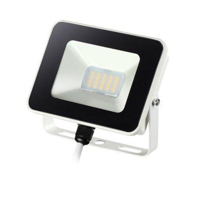 Прожектор светодиодный Novotech 357524 ARMINCветодиодные<br><br><br>Цветовая t, К: 4000K<br>Ширина, мм: 112<br>MAX мощность ламп, Вт: 20LED SMD2835 10W<br>Высота, мм: 31<br>Оттенок (цвет): белый с белым проводом