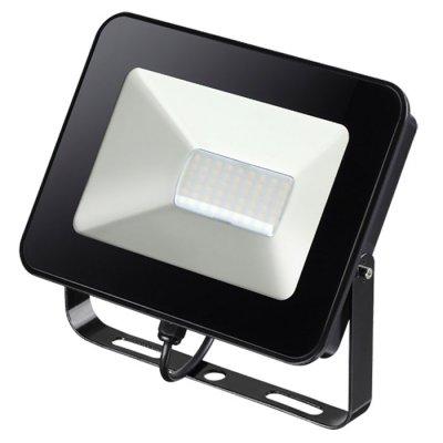 Прожектор светодиодный Novotech 357529 ARMINCветодиодные<br><br><br>Цветовая t, К: 4000K<br>Ширина, мм: 190<br>MAX мощность ламп, Вт: 54LED SMD2835 30W<br>Высота, мм: 40<br>Оттенок (цвет): черный с черным проводом