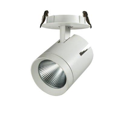 Встраиваемый светильник Novotech 357542 SEALSНа ножке<br><br><br>Цветовая t, К: 3000K<br>MAX мощность ламп, Вт: 40W<br>Диаметр, мм мм: 104<br>Диаметр врезного отверстия, мм: 120<br>Высота, мм: 193<br>Оттенок (цвет): белый