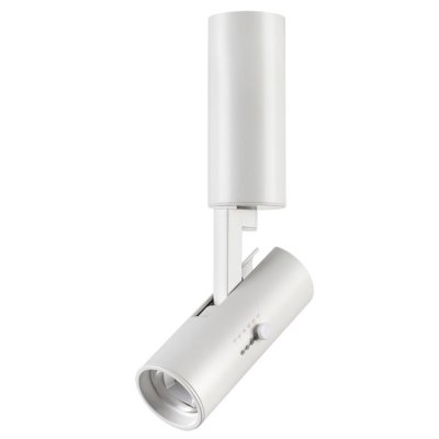 Накладной светильник Novotech 357544 BLADEОдиночные<br><br><br>Цветовая t, К: 3000K<br>MAX мощность ламп, Вт: COB 15W<br>Диаметр, мм мм: 60<br>Высота, мм: 300<br>Оттенок (цвет): белый
