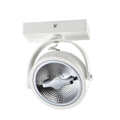 Накладной светодиодный светильник Novotech 357560 SNAILОдиночные<br><br><br>S освещ. до, м2: 6<br>Цветовая t, К: 3000K<br>Ширина, мм: 40<br>Высота, мм: 195<br>Оттенок (цвет): белый<br>MAX мощность ламп, Вт: 15W