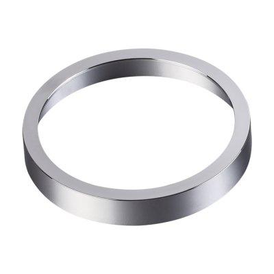 Кольцо декоративное Novotech 357593 METISОжидается<br><br><br>Диаметр, мм мм: 79<br>Оттенок (цвет): хром