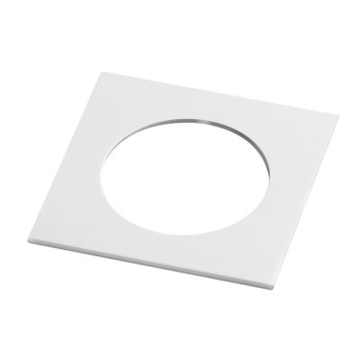 Рамка декоративная Novotech 357594 METISОжидается<br><br><br>Ширина, мм: 100<br>Диаметр врезного отверстия, мм: 70<br>Оттенок (цвет): белый