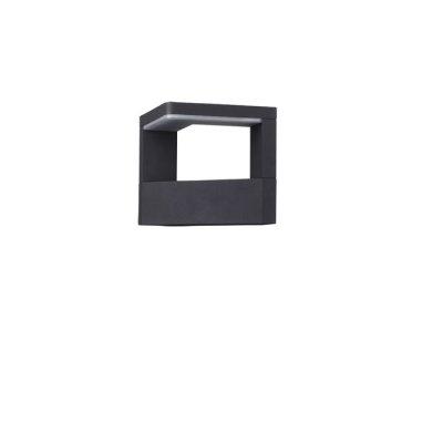 Ландшафтный светодиодный светильник Novotech 357675 ROCAОжидается<br><br><br>Цветовая t, К: 3000K<br>Ширина, мм: 276<br>Высота, мм: 200<br>Оттенок (цвет): темно-серый<br>MAX мощность ламп, Вт: 100LED 2835SMD 20W